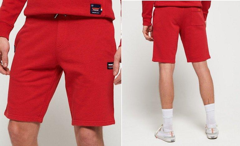 Superdry Herren Dry Original Shorts 2