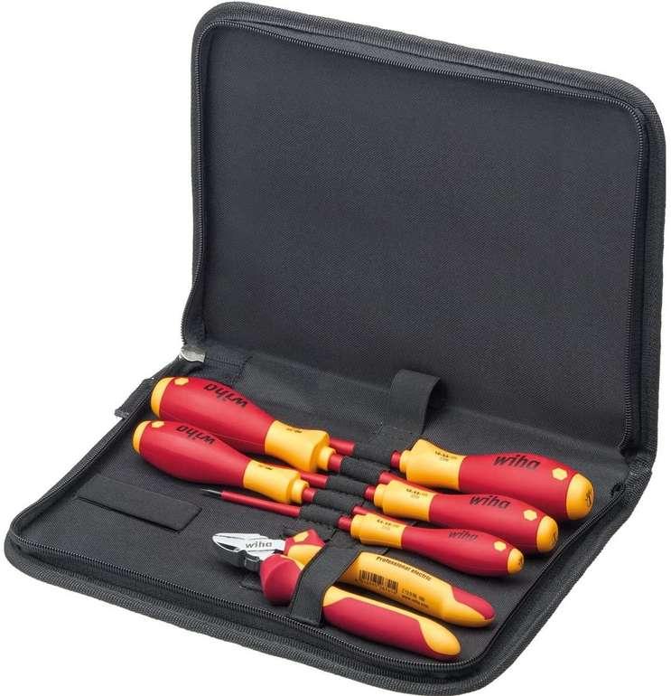 Wiha VDE-Werkzeugsatz, 7-teilig für 33,40€ inkl. Versand (statt 39€)