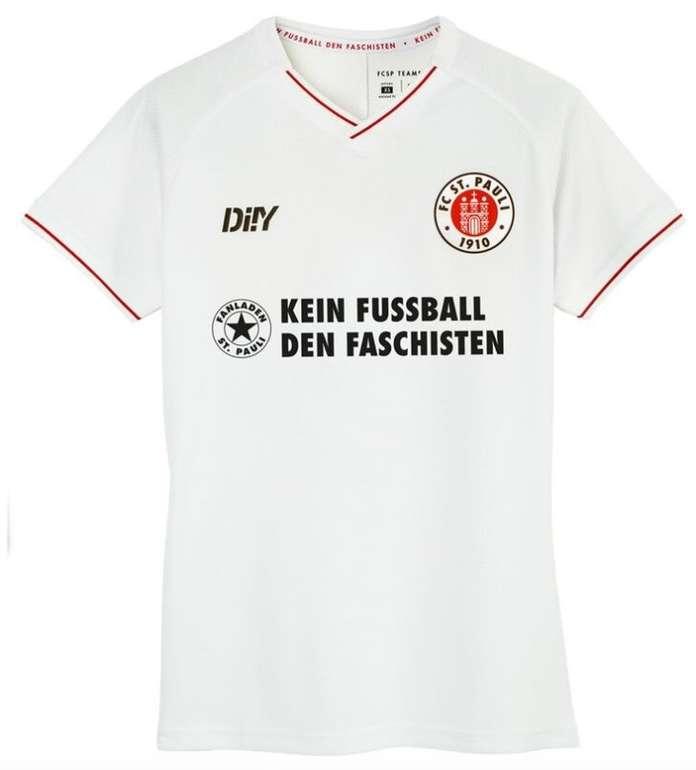 FC St. Pauli Auswärtstrikot Saison 2021 / 22 (limitiertes Sondertrikot) für 39,94€ (statt 62€) - nur in Größe S!