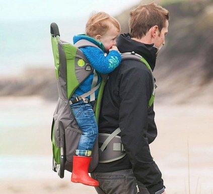LittleIife Adventurer Baby und Kleinkinder Rückentrage für 85,90€