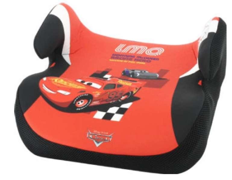Osann Topo Luxe Disney/Pixar Cars Kindersitz (15 - 36 kg) für 14€ inkl. Versand (statt 22€)