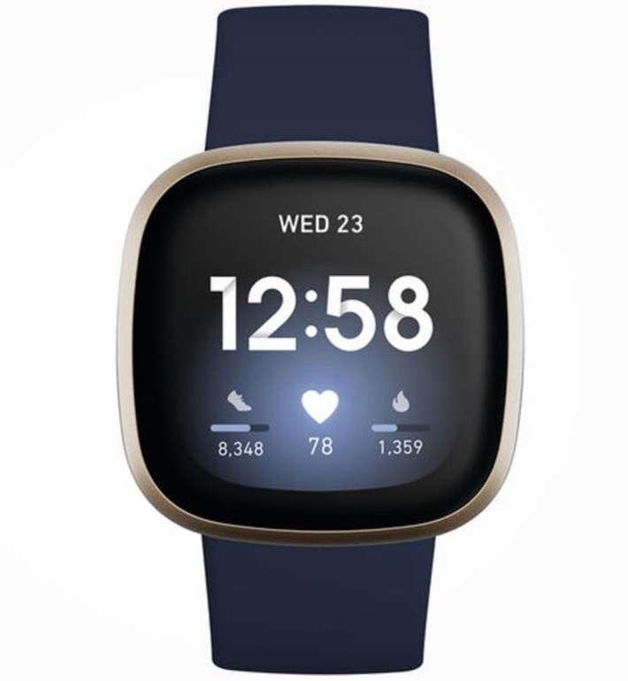 """Fitbit Smartwatch """"Versa 3"""" (AMOLED) für 179,36€ inkl. Versand (statt 199€)"""
