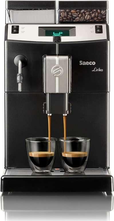 Philips Saeco Lirika Black Kaffeevollautomat für 262,99€ inkl. Versand (statt 285€)