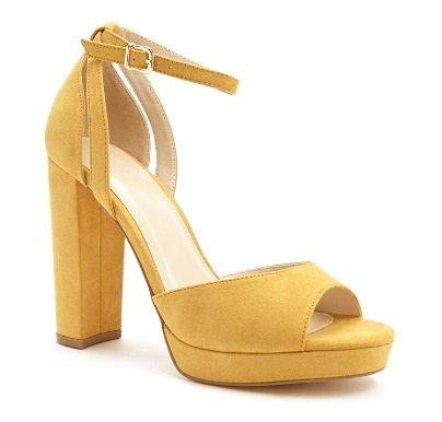 Forever21: 25% Rabatt auf alle Sale Artikel, z.B. Plattform Sandaletten 19,50€