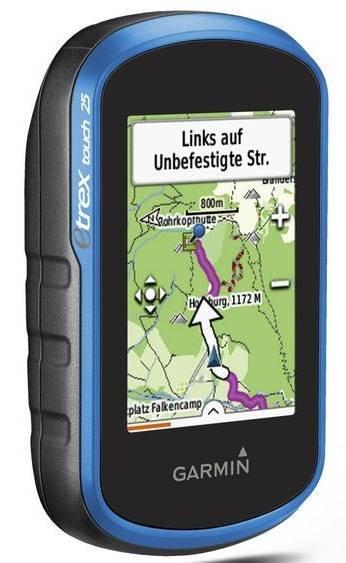 Garmin eTrex Touch 25 Fahrrad-Outdoor-Navigationsgerät für 119€ (statt 163€)