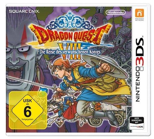 Dragon Quest VIII: Die Reise des verwunschenen Königs (3DS) für 15€ (statt 33€)