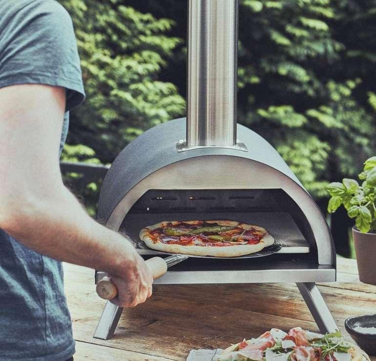 """Outdoor Pizzaofen """"Burnhard Nero"""" für 199,20€ inkl. Versand (statt 269€)"""