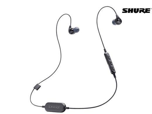 Shure SE112 Wireless Sound Isolating Bluetooth Kopfhörer für 35,90€ (statt 75€)