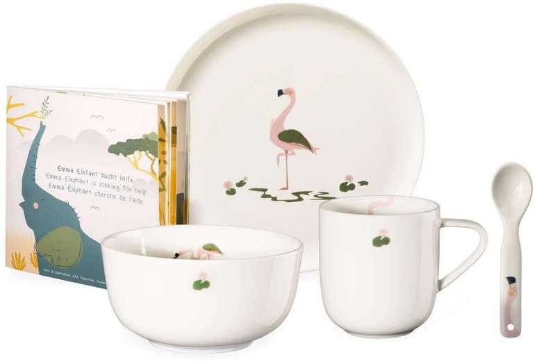 Asa Selection 5-teiliges Kindergeschirrset Fiona Flamingo für 28,95€ inkl. Versand (statt 39€)