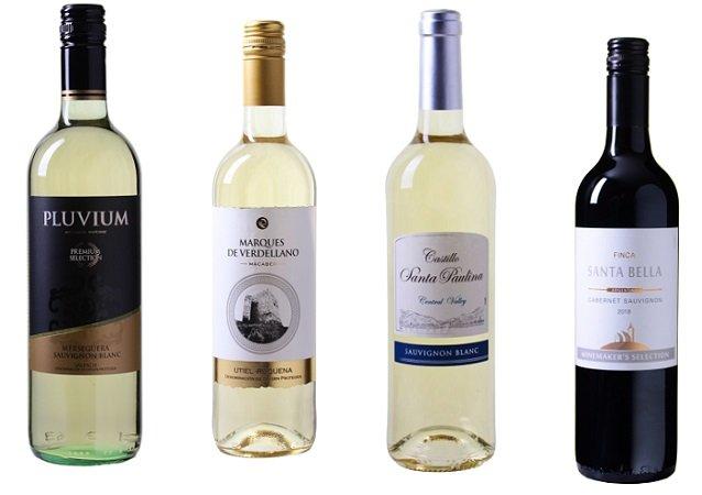 Weinvorteil Black Wine Days mit 90 reduzierten Weinen schon ab 2,99€ pro Flasche