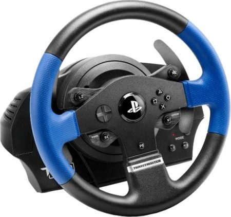 Thrustmaster T150 RS Lenkrad + Pedalset (PS4, PS3, PC) für 126,99€ inkl. Versand