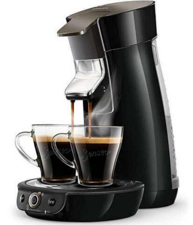 Philips HD6564/60 Senseo Viva Café Kaffeepadmaschine für 59,99€ inkl. Versand (statt 89€) - Verpackungsschäden!