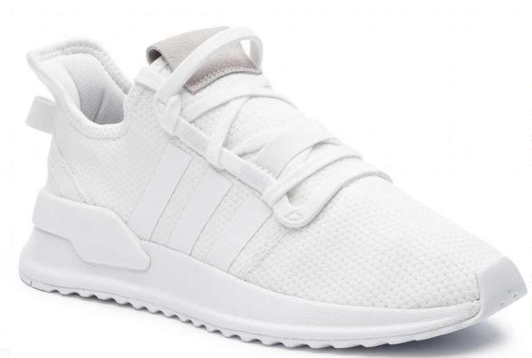 adidas U_Path Run Herren Schuhe in Weiß für 69€ inkl. Versand (statt 80€)