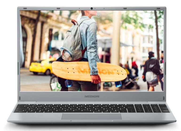 "Medion Akoya E15301 Notebook (15,6"", AMD Ryzen 5, 256GB SSD) für 436,79€ inkl. Versand (statt 507€)"