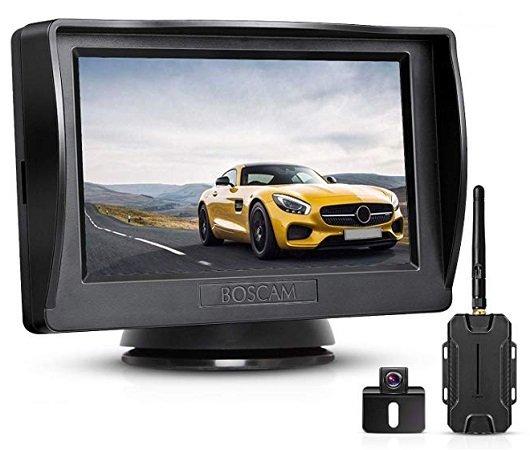 3 Produkte günstiger bei Amazon dank Code, z.B. Boscam Rückfahrkamera 49,69€
