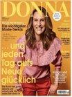 Jahresabo Donna mit 12 Ausgaben für 5,95€ (statt 46,80)