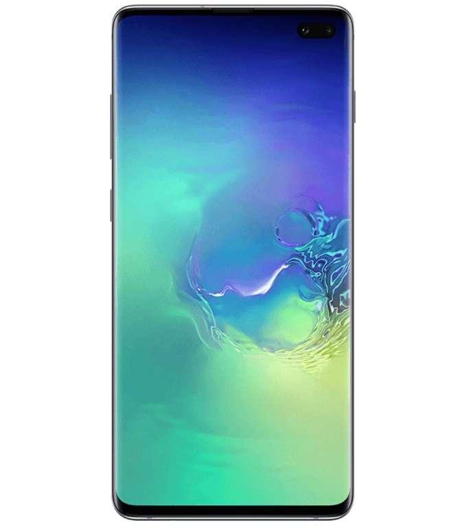Samsung Galaxy S10+ Dual-SIM (1€) + o2 Free M Boost (Allnet- & SMS-Flat, 20GB LTE) für 34,99€ mtl.