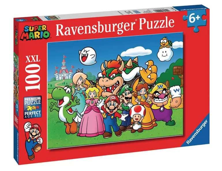 Ravensburger Super Mario Fun Puzzle (Mehrfarbig) für 8,79€ bei Abholung (statt 13€)
