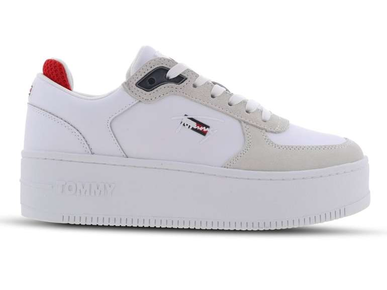 Tommy Jeans Iconic Flatform Damen Sneaker für 69,99€ inkl. Versand (statt 100€)