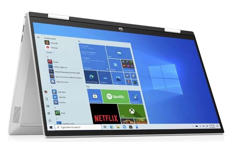 "HP Pavilion x360 ""15-er0177ng"" (15.6"", FHD, IPS, i7-1165G7, 16GB/1TB) für 976,40€ (statt 1.148€)"