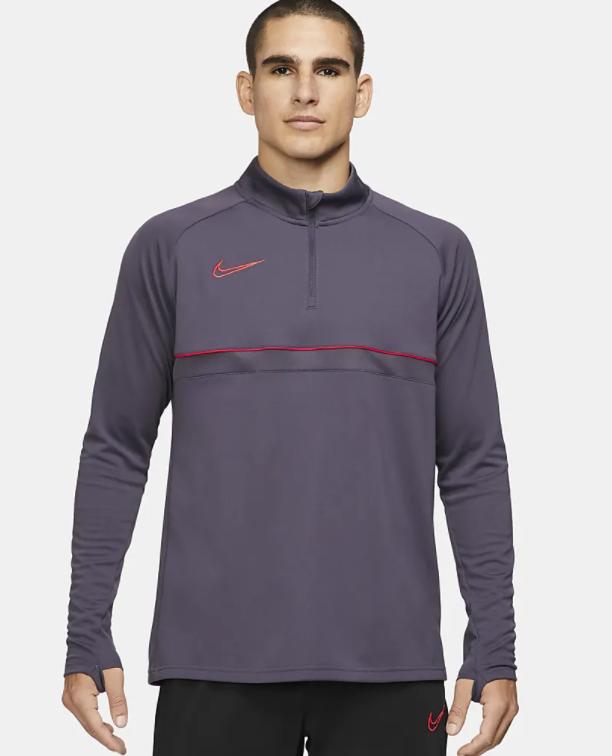 Nike Dri-FIT Academy Herren Drill-Fußballoberteil für 22,38€ inkl. Versand (statt 26€) - Nike Membership!
