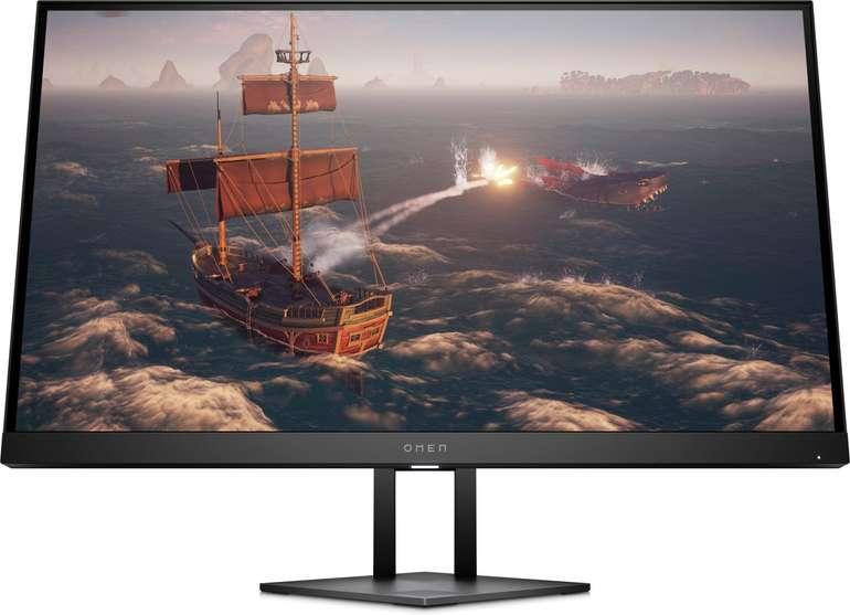 "HP Omen 27i Gaming-Monitor (27"", 165 Hz, QHD, 1ms) für 443,50€ inkl. Versand (statt 485€)"