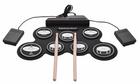 Muslady Elektronisches Trommel Set (7 Drum-Pads + 2 Stöcke) für 27,99€ inkl. Versand