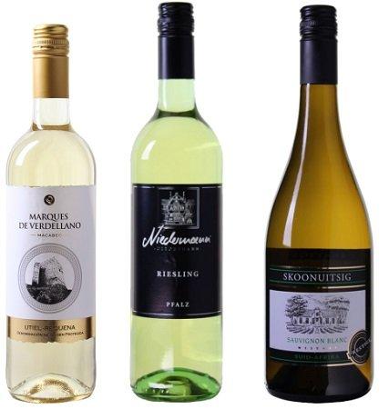 Weinvorteil Top-10 mit 10 Weinen ab 3,29€ pro Flasche (MBW: 6 Flaschen)