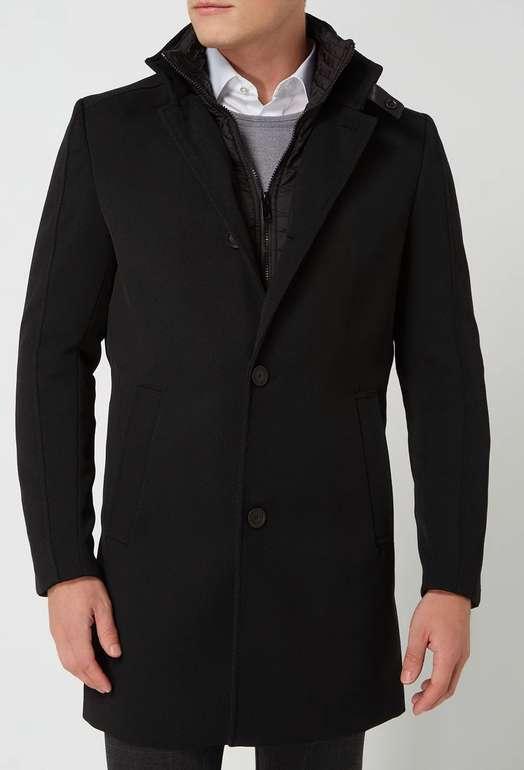 """McNeal Kurzmantel mit Woll-Anteil """"Toronto"""" in Grau / Schwarz für 97,49€ inkl. Versand (statt 130€)"""