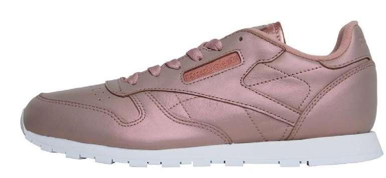 Reebok Classics Pearlized Sneaker in rosa für 25,40€ inkl. Versand (Größe 35 bis 38)