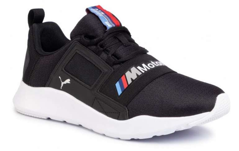 Puma Bmw Mms Wired Cage Herren Sneaker für 50,39€ inkl. Versand (statt 61€)