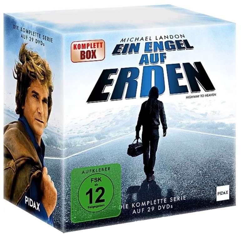 DVD-Box: Ein Engel auf Erden (29 DVDs) für 63,20€ inkl. Versand (statt 103€)