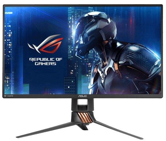 """ASUS PG258Q - 24,5"""" Gaming Monitor mit 240 Hz, 1 ms Reaktionszeit & G-SYNC für 499€ (statt 544€)"""