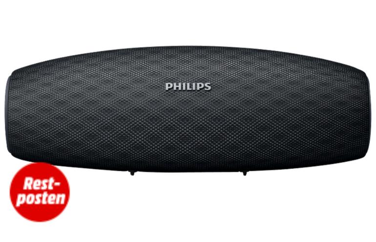 Philips BT7900 EverPlay Bluetooth Lautsprecher in Schwarz zu 34,99€ inkl. VSK