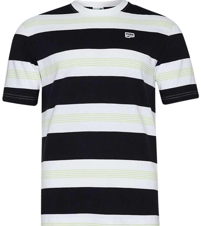 Puma Downtown Striped Herren T-Shirt (2 Farben) zu je 18,94€inkl. Versand (statt 25€)