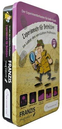 FRANZIS Experimente für Detektive - Im Labor des verrückten Professors 14,95€