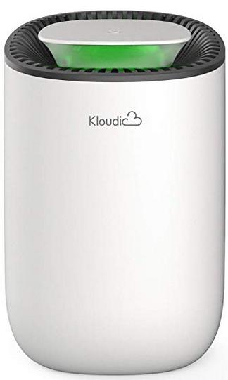 Kloudic Luftentfeuchter 600ML für 27,76€ (statt 36,99€) bei Amazon