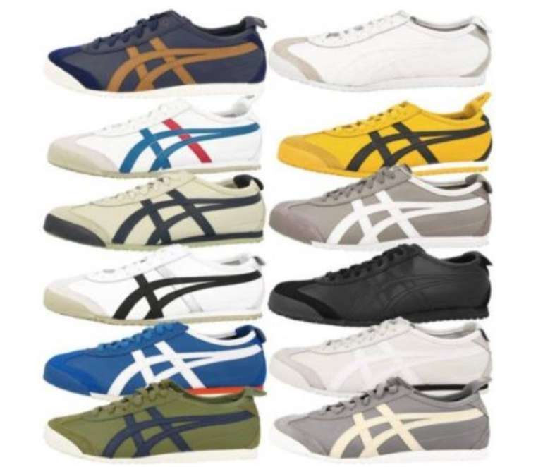 Asics Onitsuka Tiger Mexico 66 Sneaker für 59,90€ inkl. Versand