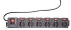 Renkforce 615C-CMB-SUSB Überspannungsschutz-Steckdosenleiste für 19,99€