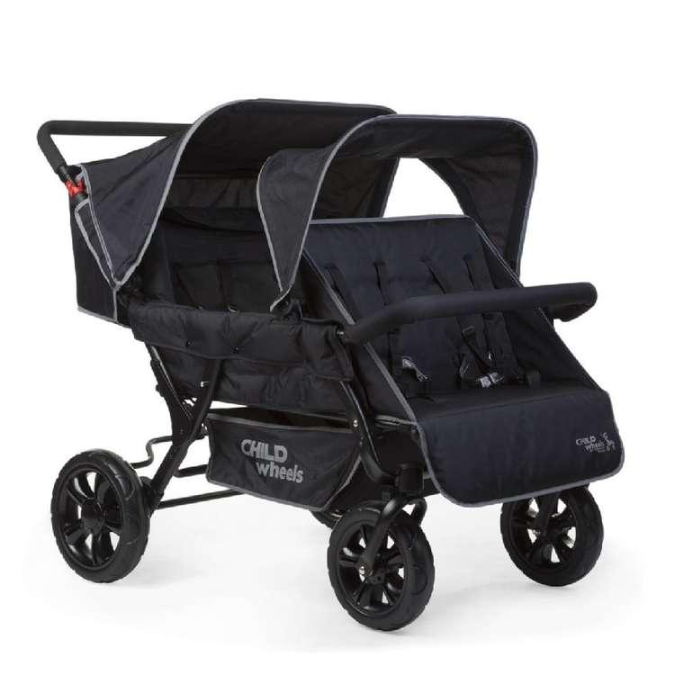 Childhome Two by Two Sportwagen (4 Kinder) für 536,89€ inkl. Versand (statt 660€)
