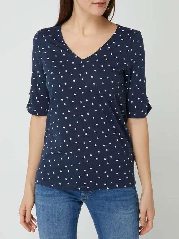 Montego Damen T-Shirt mit Raffungen in 4 Farben für je 6,79€ inkl. Versand (statt 13€)
