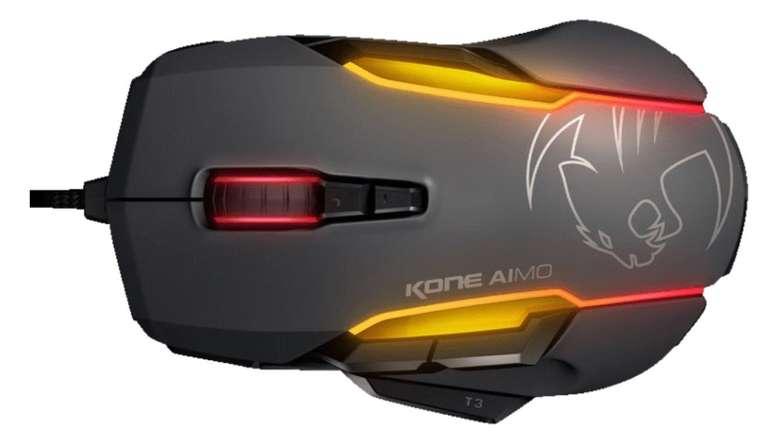 Roccat Kone Aimo - Gaming Maus für 35€ inkl. Versand (statt 65€)