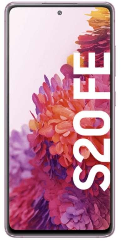 Samsung Galaxy S20 FE (4,95€) + o2 All-In M Allnet- und SMS-Flat mit 12GB LTE für 19,99€ mtl.