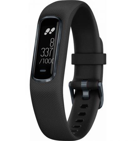 Garmin Fitness Tracker Vivosmart 4 in Schwarz (L) für 89,99€ inkl. Versand