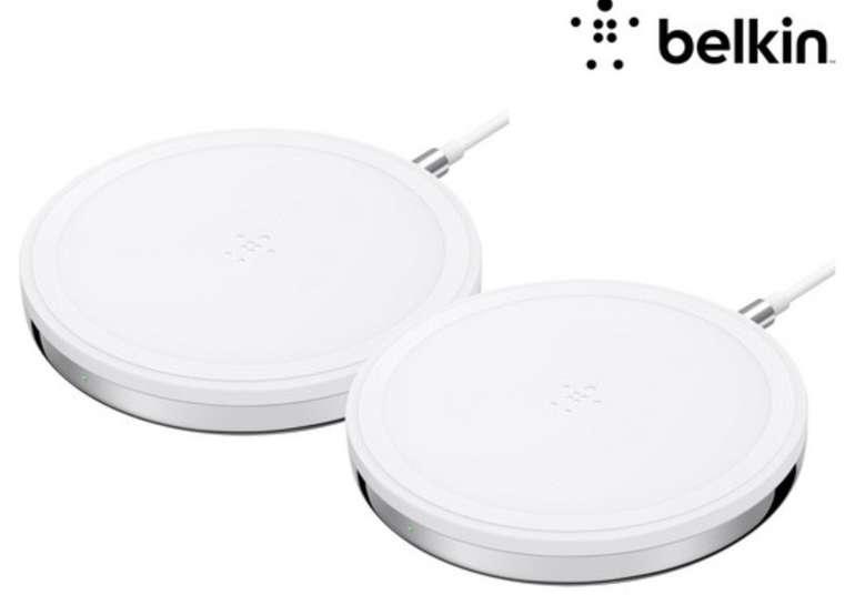 2er Pack Belkin Boostup Special Edition: Drahtlose Ladepad's für 38,95€ inkl. Versand (statt 50€)