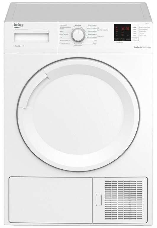 Beko DS7512PA Wärmepumpentrockner mit 7kg Volumen für 379,90€ (statt 474€)