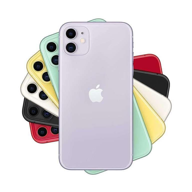 Apple iPhone 11 mit 64GB Speicher in vielen Farben für je 679€ inkl. Versand (statt 729€)