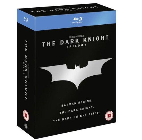 The Dark Knight - Trilogie als VoD (4K mit Dolby 5.1) bei iTunes für 9,99€ (statt 18€)