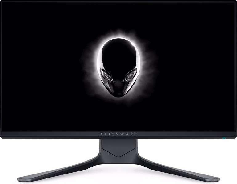 Dell Alienware AW2521HFL - 24,5 Zoll Gaming Monitor mit 1ms für 299,90€ (statt 359€)