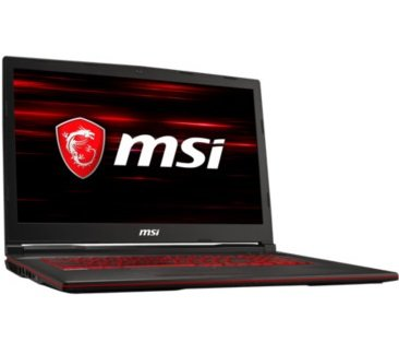 "MSI Gaming Notebook GL73 8RE-402 (17,3"", i7, 16GB RAM, 256GB SSD) für 1.204,99€"